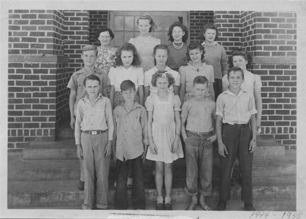 Sixth Grade Class 1944-45