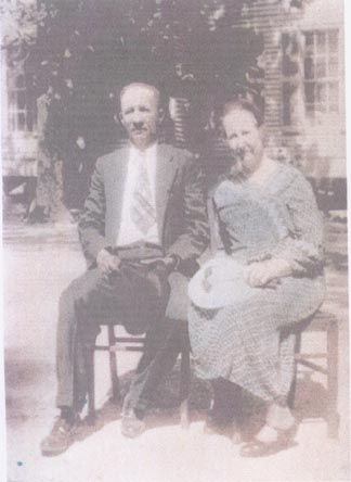 "James Henry and Addie Eliza ""Lidie"" Andrews Smith"
