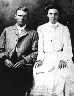 Russell Wesley Smith and Ossie Sulie Whitaker Smith